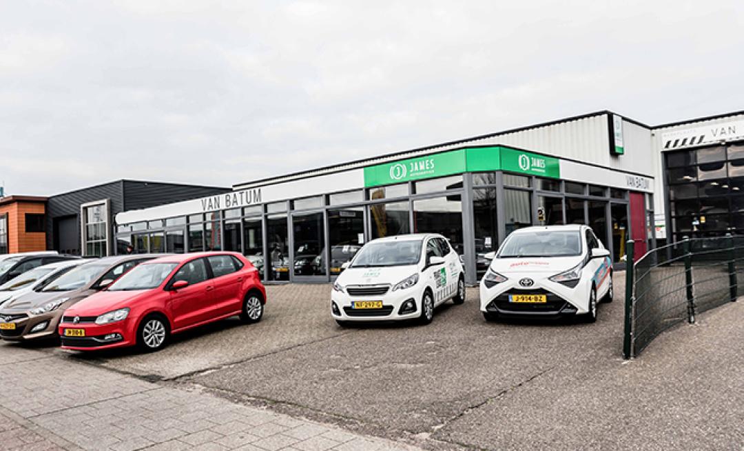 James Autoservice Van Batum-Beverwijk